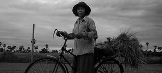Frau, Kambodscha
