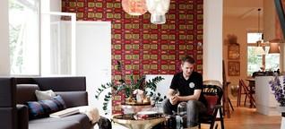 Serie: Hausbesuch bei... Designer Sebastian Herkner
