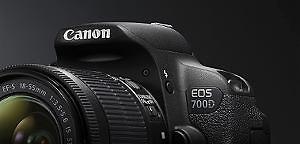 Für Anfänger und Profis: Die Spiegelreflexkameras der Canon EOS-Serie