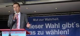 Vorwürfe der AfD: Die alternative Wahrheit