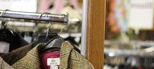 Sozialkaufhaus Contact: Ein Ort der Begegnungen