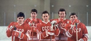 Sport-Doku: Red Army - Legenden auf dem Eis | BR.de