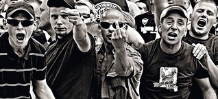 Playboy-Reportage: Krieg um Leipzig - Hooligans