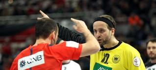 Handball-Weltmeisterschaft 2015: Wurde Deutschland gegen Katar verpfiffen?