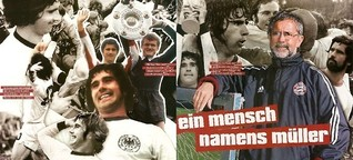 Ein Mensch namens Müller