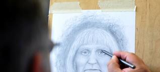 Phantombildzeichner: Kennt jemand diese Frau?