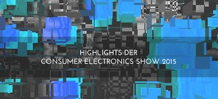 Highlights der CES 2015 in Las Vegas | News | GfN mbH München