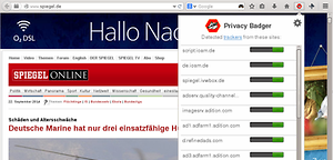 Privacy-Addons für Browser