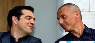 Griechenland bleibt in den Schlagzeilen - WDR 3