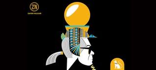 "Künstler Zaven Najjar: ""Altägyptische Kunst ist cool"""