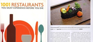 1001 Restaurants / Azurmendi