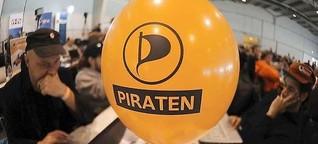 Analyse: Warum die Piratenpartei keinen Erfolg haben kann