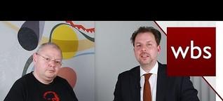 Ende der Massenabmahnungen? Christian Solmecke im Interview mit Lars Sobiraj.