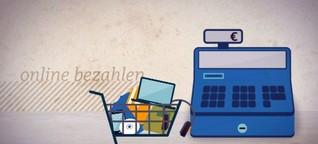 Online-Bezahlsysteme im Vergleich