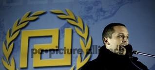 """Die """"Goldene Morgenröte"""" erobert Griechenland"""
