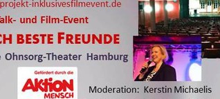 Flaschenpostprojekt Inklusives Film-Event