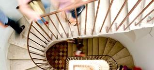 Das Treppenhauscafé
