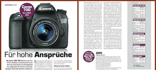Lesertest Canon EOS 70D
