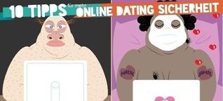 Tipps für sicheres Online Dating