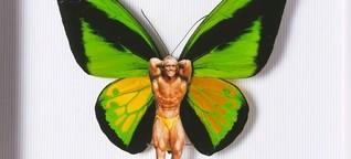 Der Muskelmann, der sich selbst recycelt