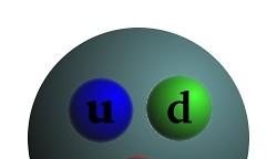 Warum Neutronen schwerer sind als Protonen
