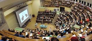 Griechischer Braindrain beginnt mit Erstsemestern