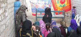Mädchen in Ägypten: Die Powergirls von Davudiya