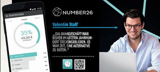 Entwickler-Interview: Valentin Stalf (Number26)