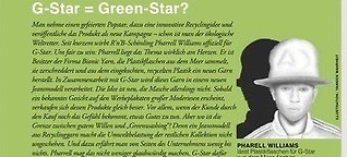 G-Star = Green Star?