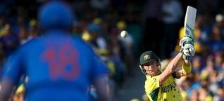 Cricket: Indien leidet