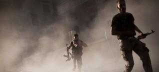 """Syrische Oppositionelle über Revolution: """"Eines Tages kehren wir zurück"""""""