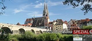 Auf nach Regensburg
