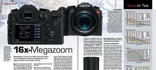 Leica V-Lux im Test