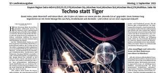 """Zirkus in München: Ungewisse Zukunft für """"Wannda Circus"""""""