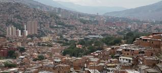Liebesbrief an eine hässliche Stadt: Medellin in Kolumbien