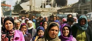 Für eine Zukunft in Rojava