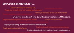 Employer Branding - wo die Arbeitgeberkommunikation im Mittelstand schwächelt | PR-Perlen.de
