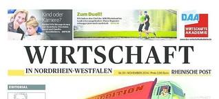 WIRTSCHAFT in Nordrhein-Westfalen