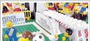 Arbeitsprobe: Lego-Aktion zur EM 2012