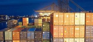 16.020 Container und ich