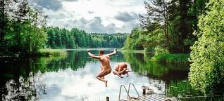 Bei den Finnen ist Sport Staatssache
