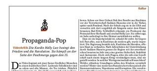 Propaganda-Pop