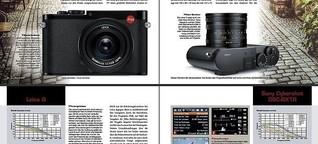 Vollformat kompakt – Leica Q vs. Sony RX1R