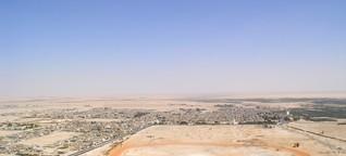 Sorge um Palmyra: Und was ist mit Tadmor?