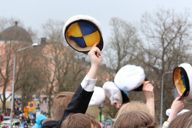 Uppsala zur Walpurgisnacht: Frühlingsfest in Schweden