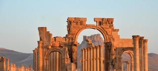 Deutsch-syrische Freundschaft: Leben und Sterben in Palmyra