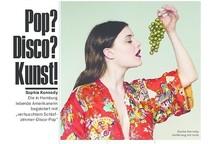 Sophia Kennedy: Pop? Disco? Kunst!
