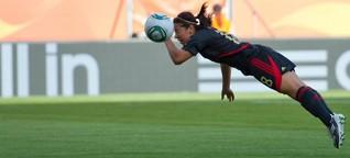 Frauen-WM 2015: Aus den USA - für Mexiko