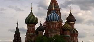 Wo der Herr Putin wohnt