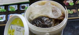 137 Kilo Tabak beschlagnahmt - Eskalation der Gewalt verhindert